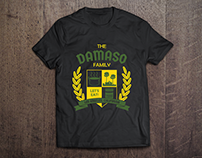 Damaso Family Crest