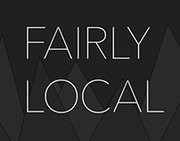 Fairly Local Kinetic Typography
