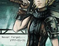 Final Fantasy VII - Cloud