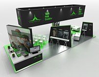 cyberview - stand exhibition