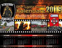 project Calendar 2019 OSP Lgota Górna