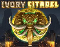 Ivory Citadel. Online Slot Game
