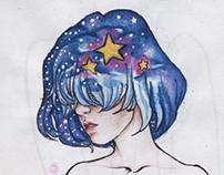 Color sketches 1