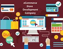 ECommerce Store Development Solution Provider Company