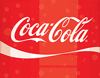 Coca-Cola ilustra.