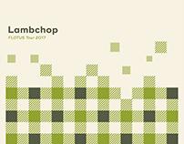 Lambchop FLOTUS Tour 2017 Screenprint