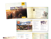 City of Taos Marketing Report