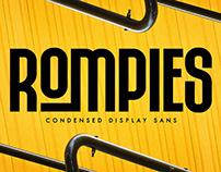 Rompies Sans Font