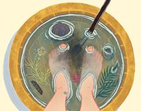 Personal Blog Illustrations