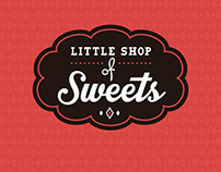 Little Shop of Sweets | Style Guide