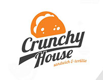 Crunchy House - sandwich and tortilla