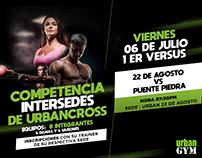 Urban Gym - Redes Sociales