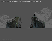 Beauty and the Beast Set Design (IPW)