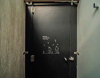 The History of Toilet, in Garden Restroom