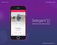 Selegant App - UI Kit