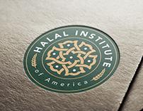 Halal Institute of America Brand Identity