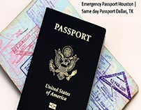Same Day Passport Houston | Passport Services Houston