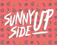 SUNNY SIDE UP | Textile Design