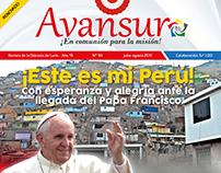 Revista Avansur Edición 94