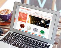 jyotish nakshatra web design