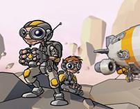 Explorers | illustration