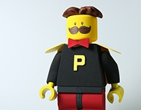 Legoman Design Project