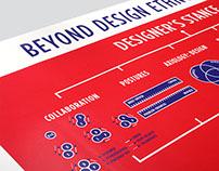"Scientific poster ""Design Ethnography"""