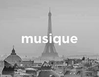 FETE DE LA MUSIQUE / Photographie & Graphisme