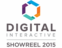 Booz Allen Digital Interactive 2015 Showreel