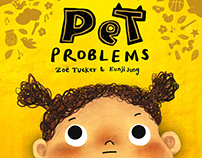Pet Problems | Children's book Illustration