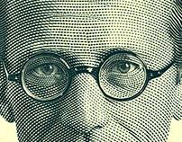 Erwin Schrödinger Commemorative Stamp