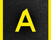 Racing Font / Free font