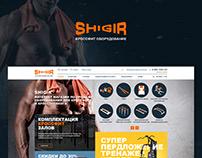 Интернет магазин кроссфит оборудования «Shigir»