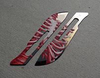 Scalpel Blade Ribcage