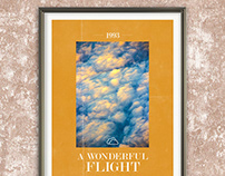 Poster: A wonderful flight