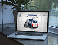 Volkswagen's Punching Door Tour
