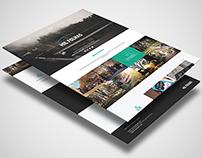 Website - Brand // Mil Folhas