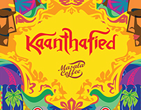 Kaanthafied   Album Cover Design   2015