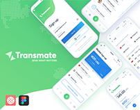 Transmate Money Remittance App