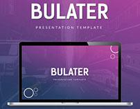Bulater - Keynote Template
