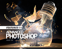 Finite Energy - Advanced Photoshop Issue 138