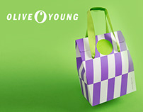 Olive Young Gift Package
