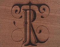 TR monogram
