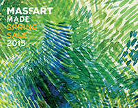 MassArt Made Spring Sale 2015
