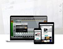 n-track Software - UI/UX