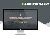 Additionally Web Design + Logo