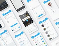 Job Listing App UI Kit