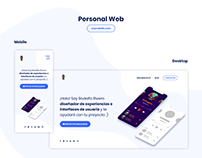 Personal Web