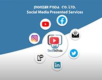 MFoda-Tech social media