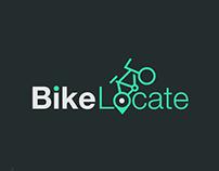 Bike Locate - Logo Design